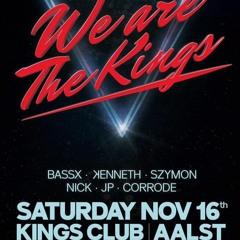 2019-11-16 Szymon@The Kings: We Are The Kings 100% Vinyl