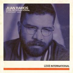 Love International Mix 020: Juan Ramos