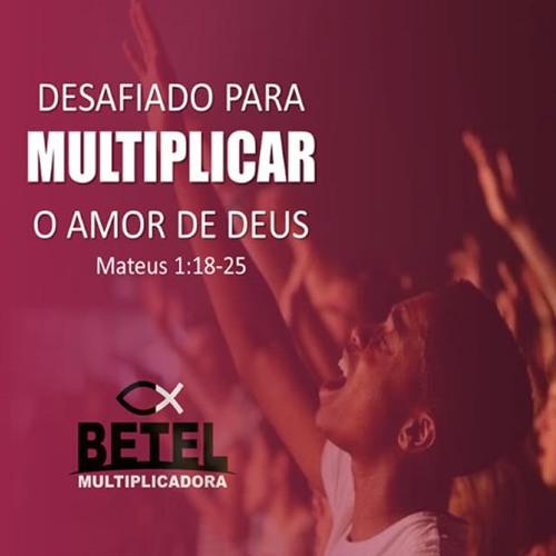 Desafio para multiplicar o amor de Deus