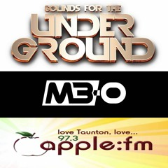 M3-O - Sounds For The Underground 97.3 Apple FM Guest Mix