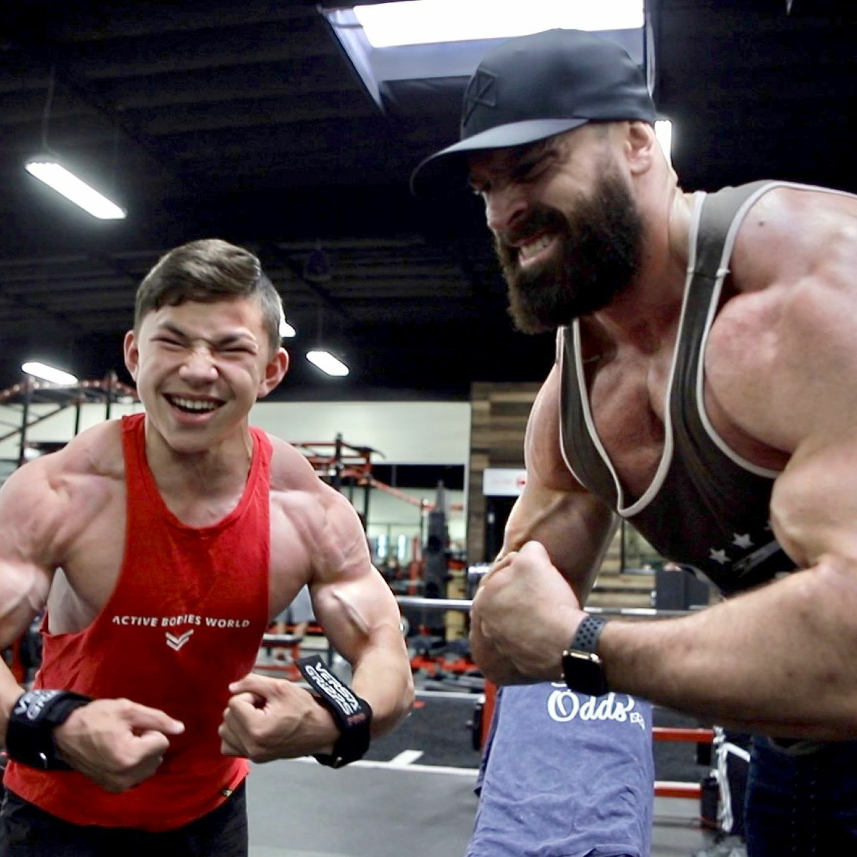 How 16 Year Old Tristyn Lee Got Shredded The Truth Culture Cast Podcast Podtail 5,863 likes · 42 talking about this. podtail