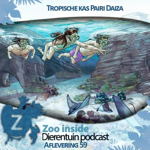 Zoo Inside #59 - Nieuwe tropenkas Pairi Daiza