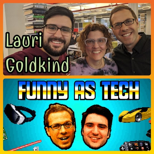 Mental health data: what happens to your sensitive telehealth info? Convo w Lauri Goldkind