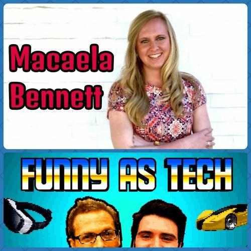 Fake News! Battling misinformation & building trust online w/ Macaela Bennett