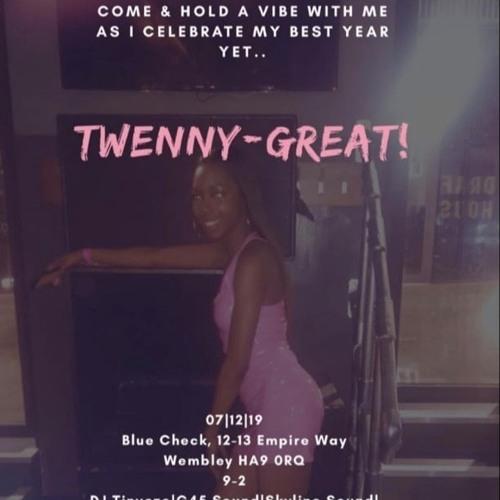 Live Audio Set @ Norica Birthday Party 7.12.19