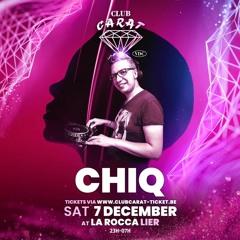Retro - Chiq @ Club Carat - La Rocca 07122019
