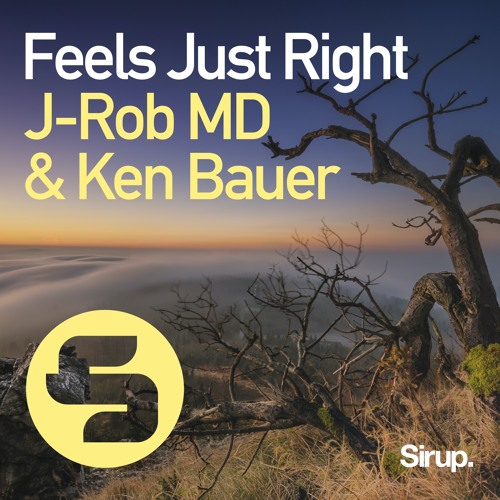 J - Rob MD & Ken Bauer Feels Just Right  Radio Mix