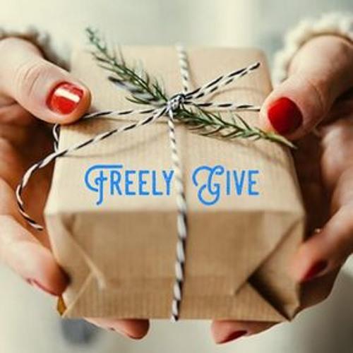 Freely Give  - Senior Pastor Joseph Mabe - December 8, 2019