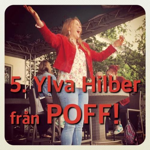 """5. Ylva Hilber från """"Musikal med POFF!"""""""