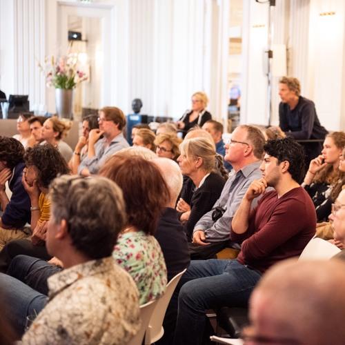 Talkshow Amsterdam (Meervaart) - 30 november