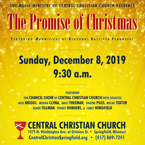 Christmas Cantata 2019
