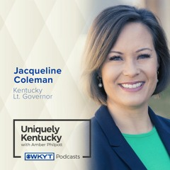Uniquely Kentucky with Amber Philpott | 02-4 Lt.  Governor Jacqueline Coleman