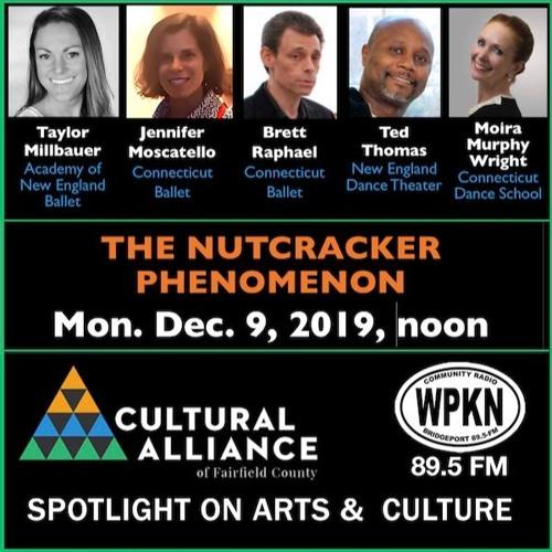 "Spotlight On Arts & Culture | December 9, 2019 | The ""Nutcracker"" Phenomenon"