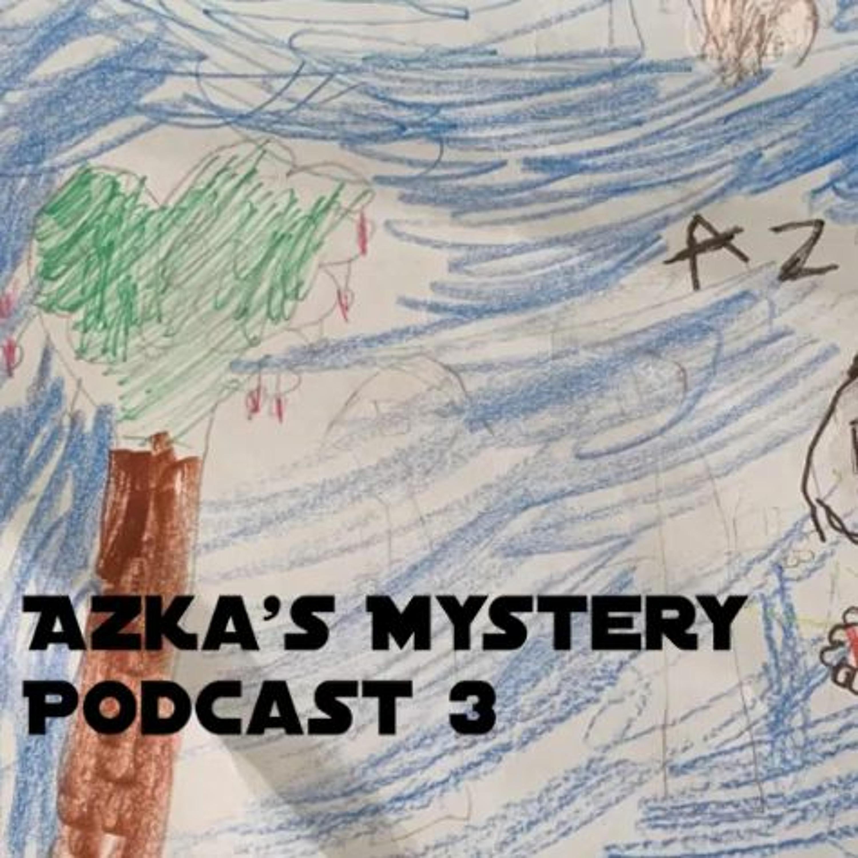"""Azka's Mystery Podcst"" Podcast"
