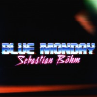"Blue Monday (Official ""Wonder Woman 1984"" Trailer Music) Artwork"