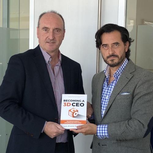 Entrevista Óscar Mesa en el programa 'Conversaciones con el CEO' con Luis Álvarez Satorre