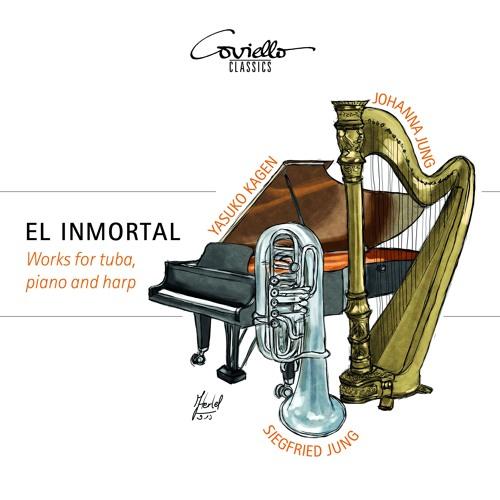 """El Inmortal/ """"Besser ohne Worte"""" - Harfe und Tuba x2  RBB Rezension"""