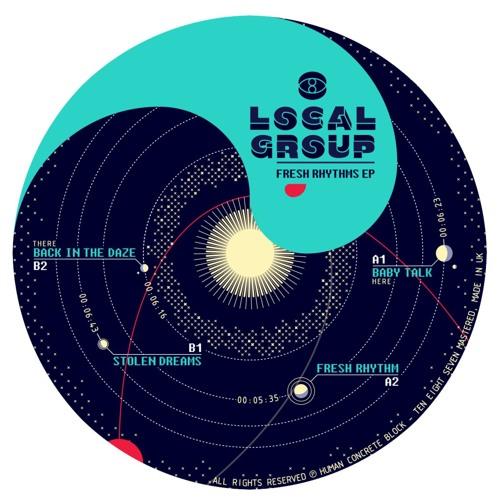 HCB002 // Local Group - Fresh Rhythms EP [PREVIEWS]