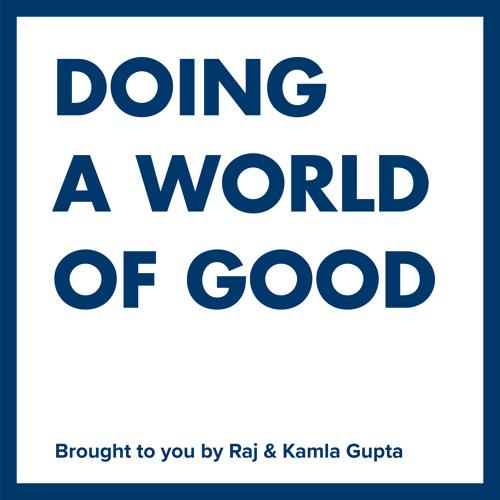 Cari Parker, David Miller and Teni Butler: Doing a World of Good