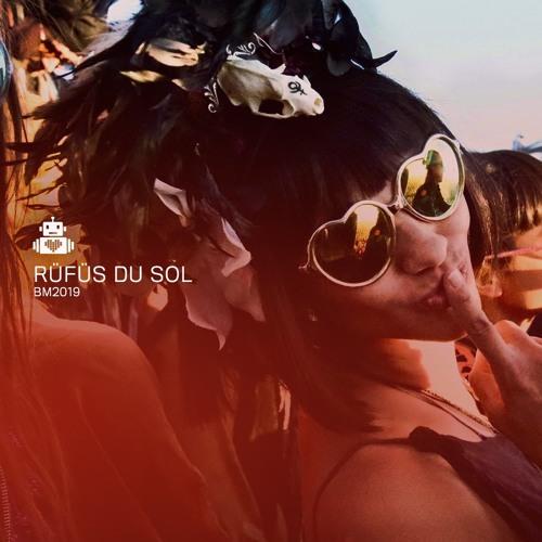 RÜFÜS DU SOL [DJ Set] - Robot Heart - Burning Man 2019