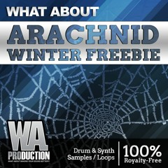 100+ FREE Hybrid Trap Drums, Melodies & Chants | Archanid Winter Freebie