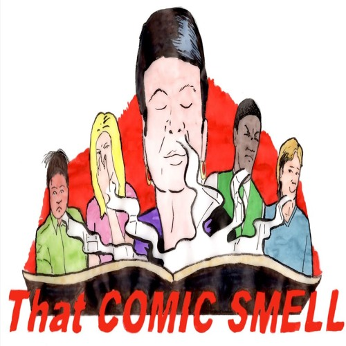 That Comic Smell Episode 59 - Books About Comics