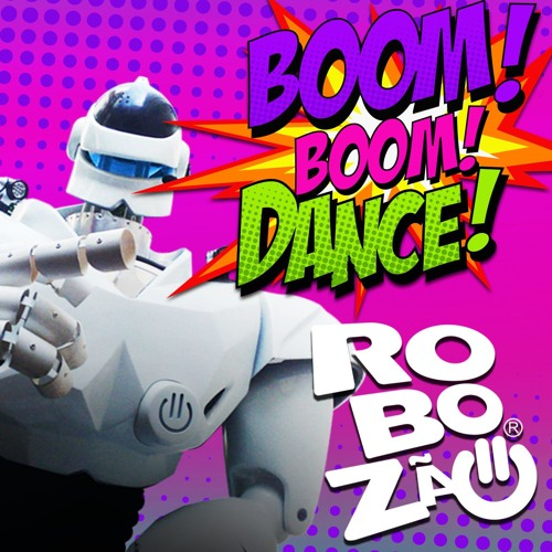 BOOMBOOM DANCE! Robozão