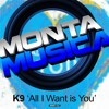 Download K9 - All I Want Is You (Quasimodo Remix) Mp3