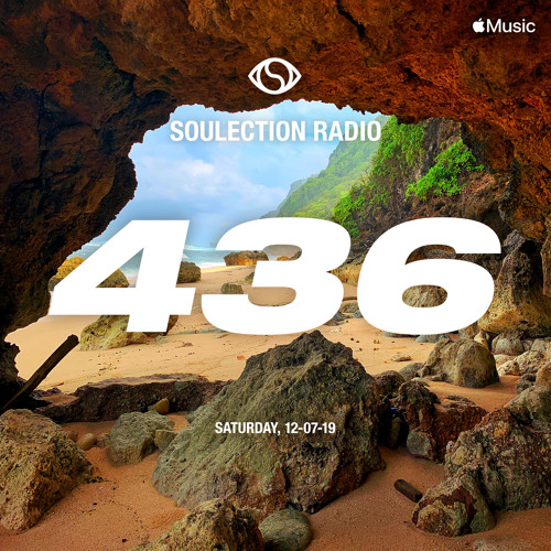 Soulection Radio Show #436 (Recorded On A Flight to Miami)