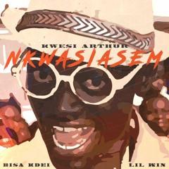 Nkwasiasem Ft. Lil Win & Bisa Kdei (Prod. By M.O.G. Beatz)