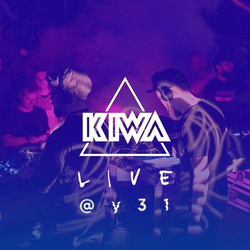 KIWA Live feat. Mel-3 @ Y31 (Opening set for Noisia)