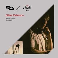 RA Live - 06.11.19 - Gilles Peterson, Brilliant Corners Artwork