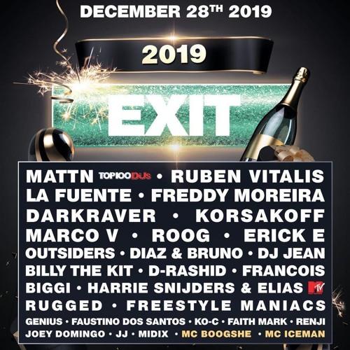 Ruben Vitalis - EXIT 2019