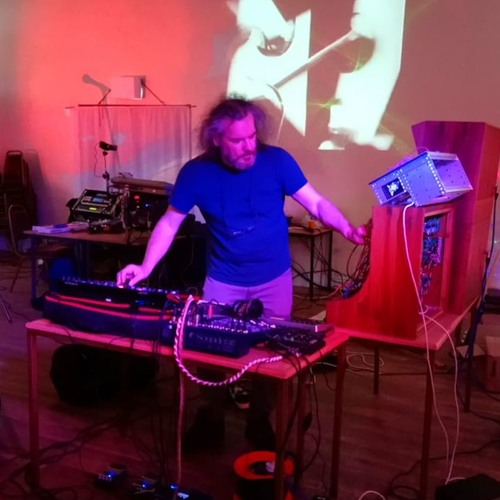 Theda Electronic Music live performance October 12 2019