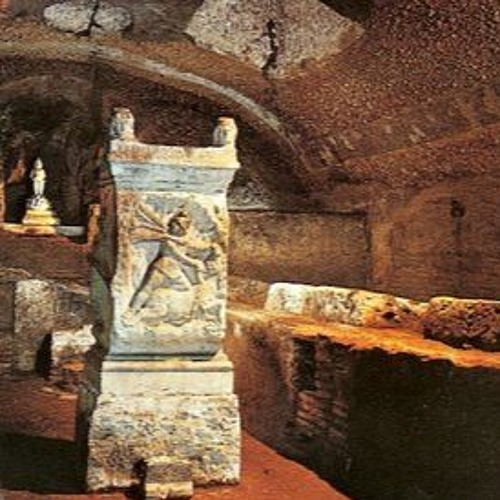 San Clemente basilica inferiore (Andrea Lonardo Corso guide Roma alto medioevo)