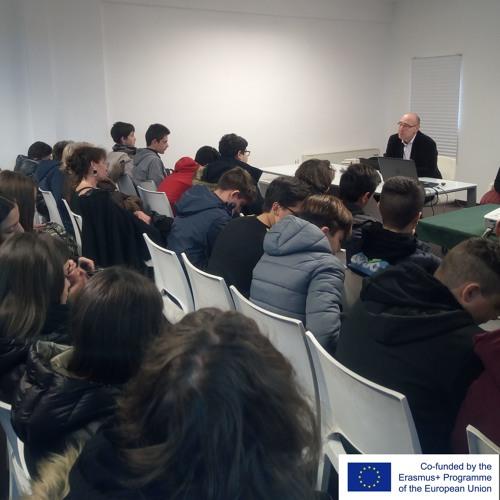 """CSE _ Jean Monnet Roundtable 2019/2020 _ Liceo """"Da Procida"""" Salerno 12.12.2019"""