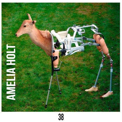 Mixtape 38 - Amelia Holt