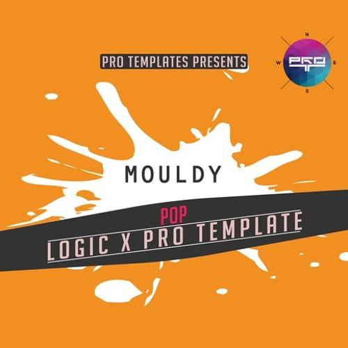 Mouldy Logic X Pro Template