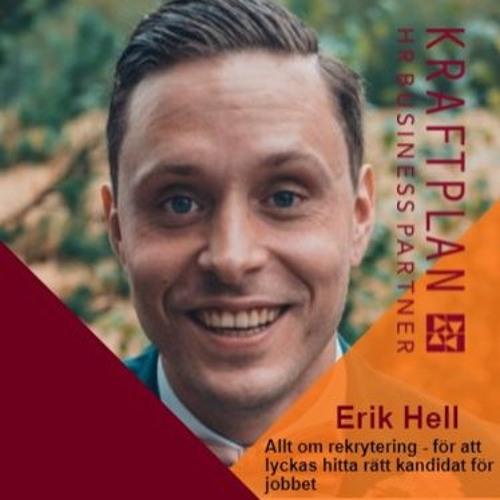 Många skratt och en hel del rekrytering med Erik Hell!
