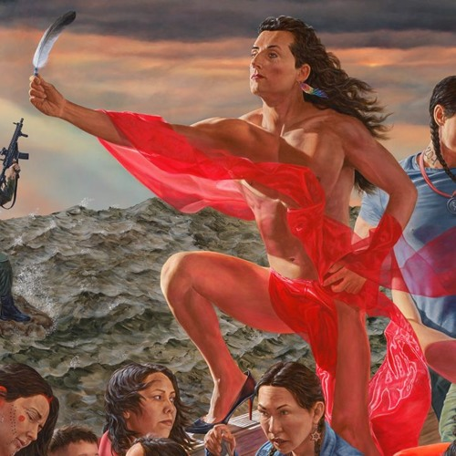 Kent Monkman on His Alter Ego, Miss Chief Eagle Testickle
