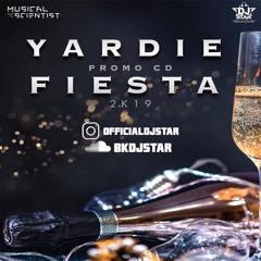 Yardie Fiesta Promo CD