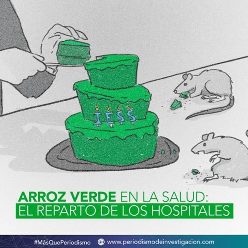 Conversacion entre Andrés Romo y Nathalia Rosas / El reparto de los hospitales