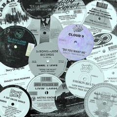 90's Garage Reworks (16 Classic Remixes by @SnazzyTrax)