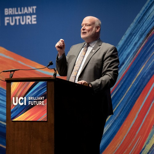 Year-end UCI Podcast with Chancellor Howard Gillman