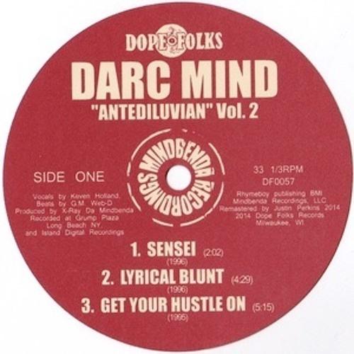 Darc Mind -  Lyrical Blunt