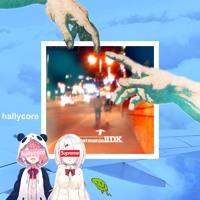 hallycore - Exchange Place NXC Artwork