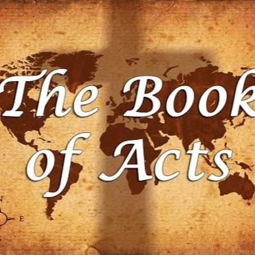 The Acts Transition, Part 8