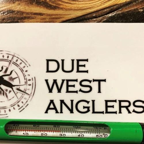 77 Due West Anglers, Andy Witt,  Denver Colorado