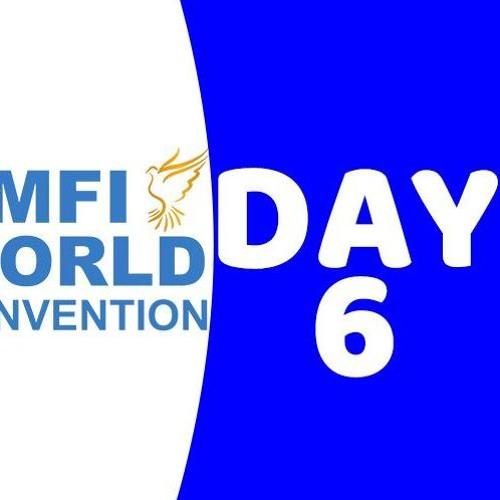 3rd CMFI World Convention 2019: Day 6 - Testimony (Azam Gill)