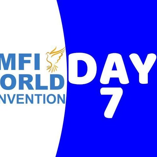 3rd CMFI World Convention 2019: Day 7 - Renouncing All (T. Andoseh)